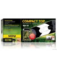 Compact Top Abdeckleuchte für Energiesparlampe <strong>Single