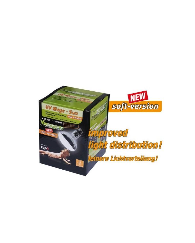 UV-Mischlichtstrahler Soft-Version 100Watt