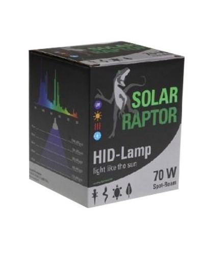 SolarRaptor HID  70Watt Spot