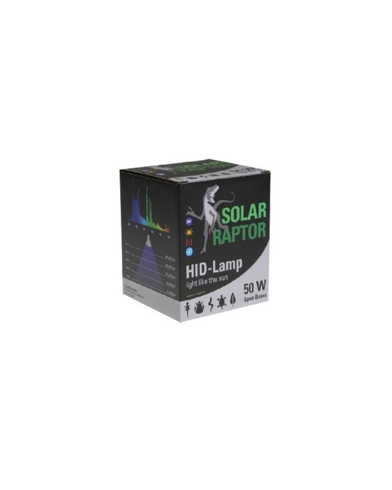SolarRaptor HID  50Watt