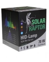 SolarRaptor HID  70Watt Wide