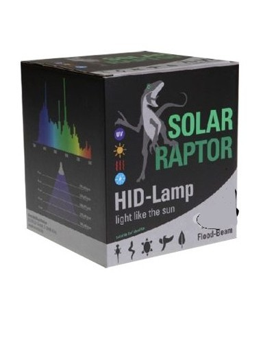 SolarRaptor HID 150Watt